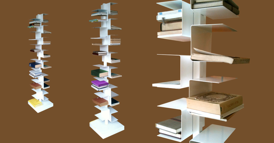 Geppa Bookcase